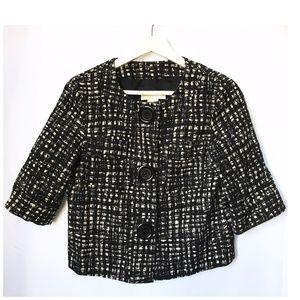Michael Michael Kors cropped jacket SIze S/P